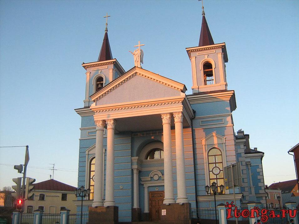 Петербургская улица, Казань, парк Тысячелетия