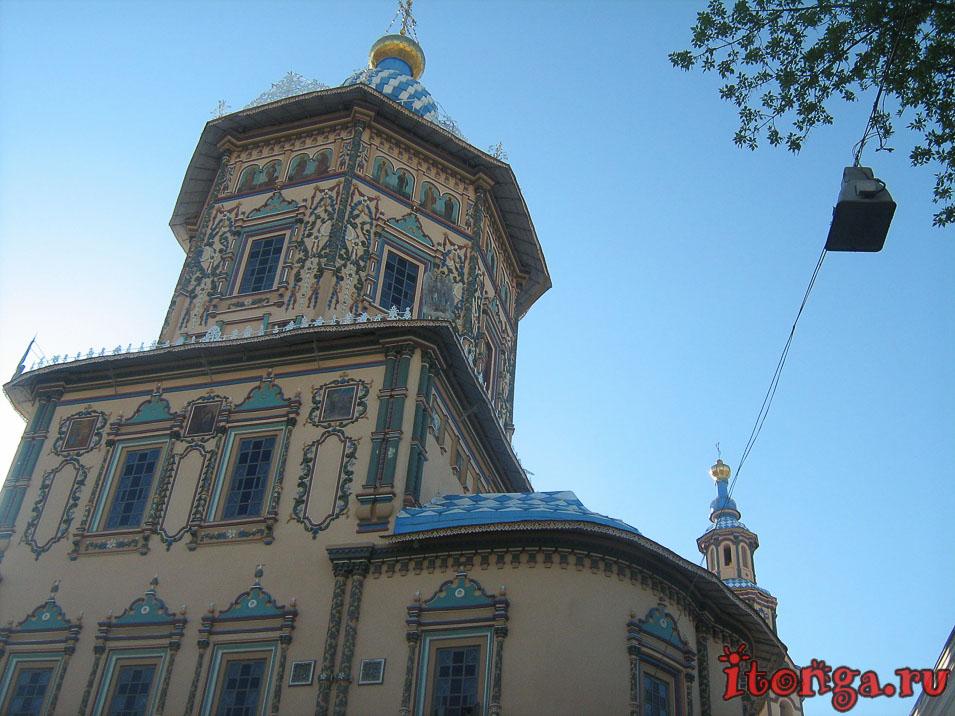 Петропавловский собор, достопримечательности Казани