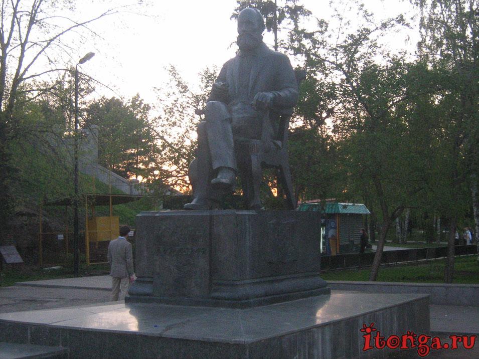 улица Пушкина, достопримечательности Казани