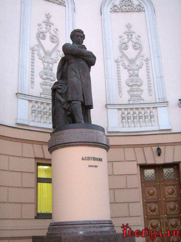 улица Пушкина в Казани