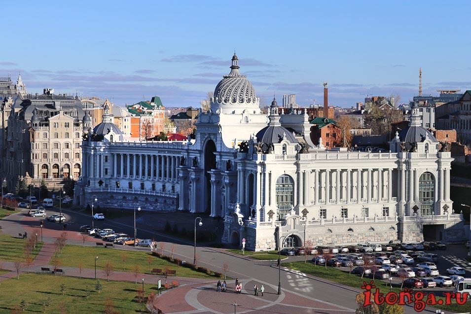что посмотреть в Казани, достопримечательности Казани