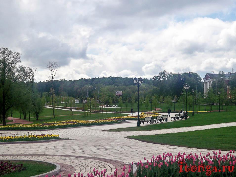царицыно, парк, москва