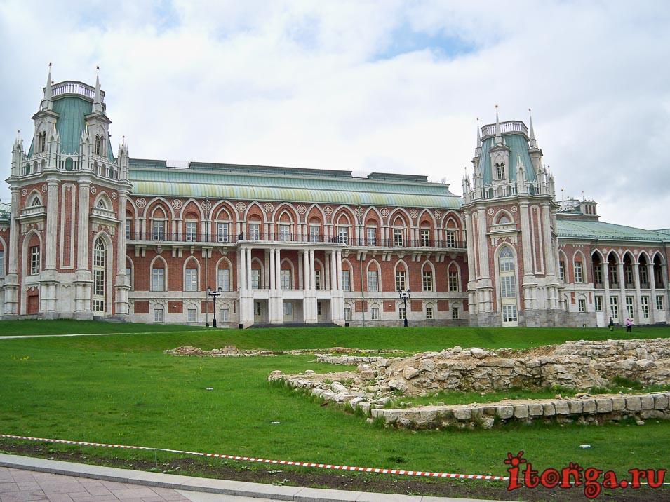 царицыно, дворец, усадьба