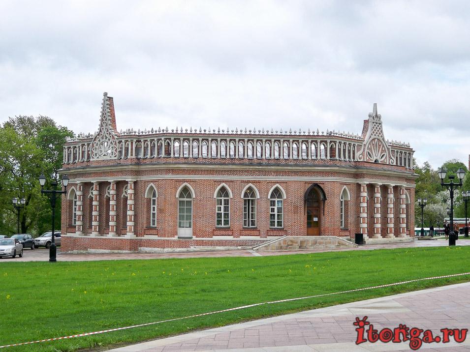 Царицыно, парк, дворец, москва