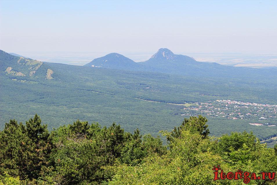 гора Железная, Железноводск, пятигорье