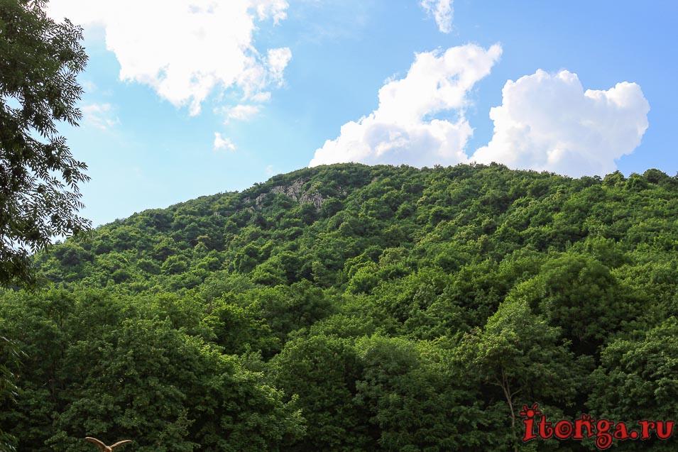 гора Железная, Железноводск