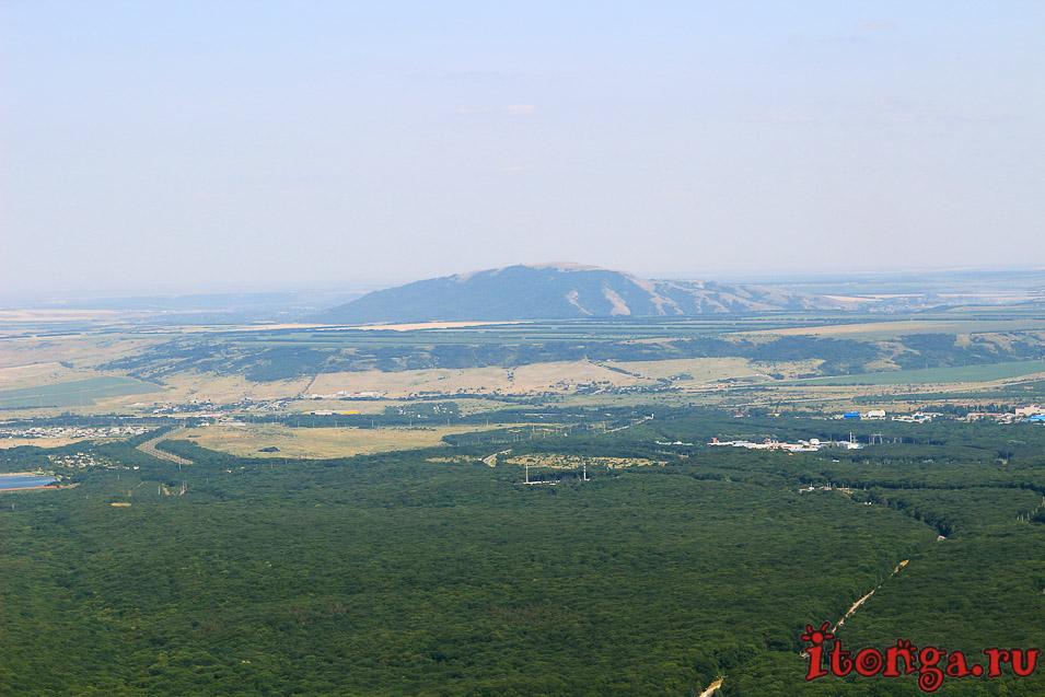 гора Железная, смотровая площадка, Лысая