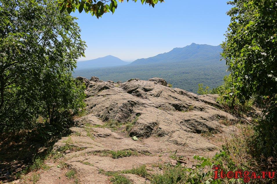 Железноводск, гора Железная, смотровая