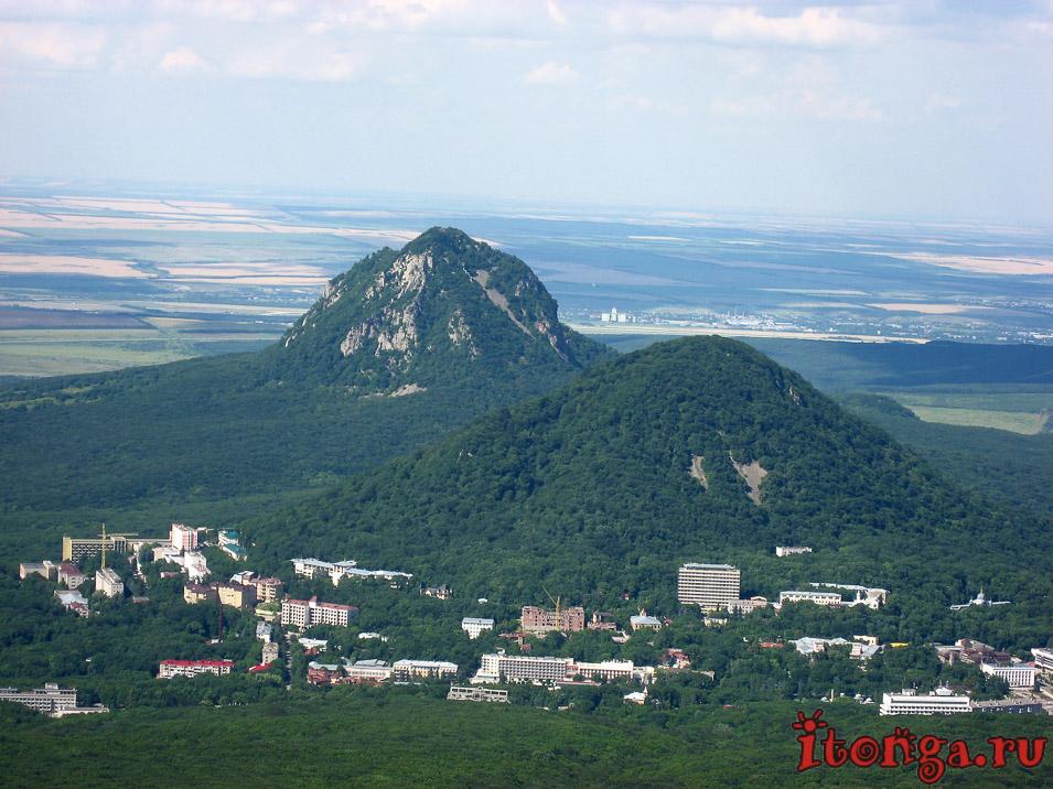 гора Железная в Железноводске, гора Развалка