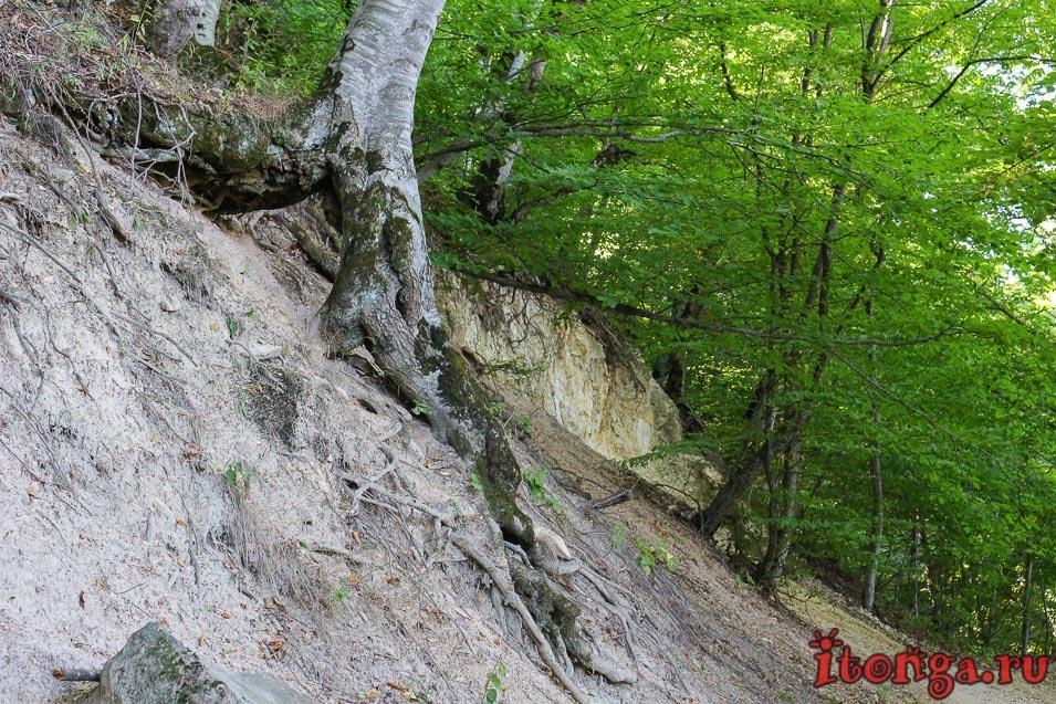 Как подняться на гору Железную в Железноводске
