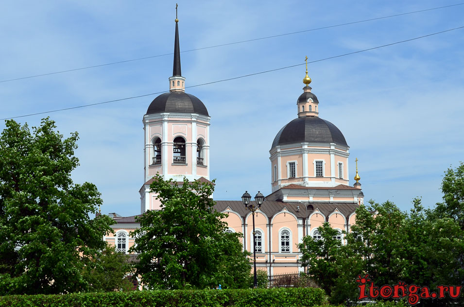 томск, богоявленский собор