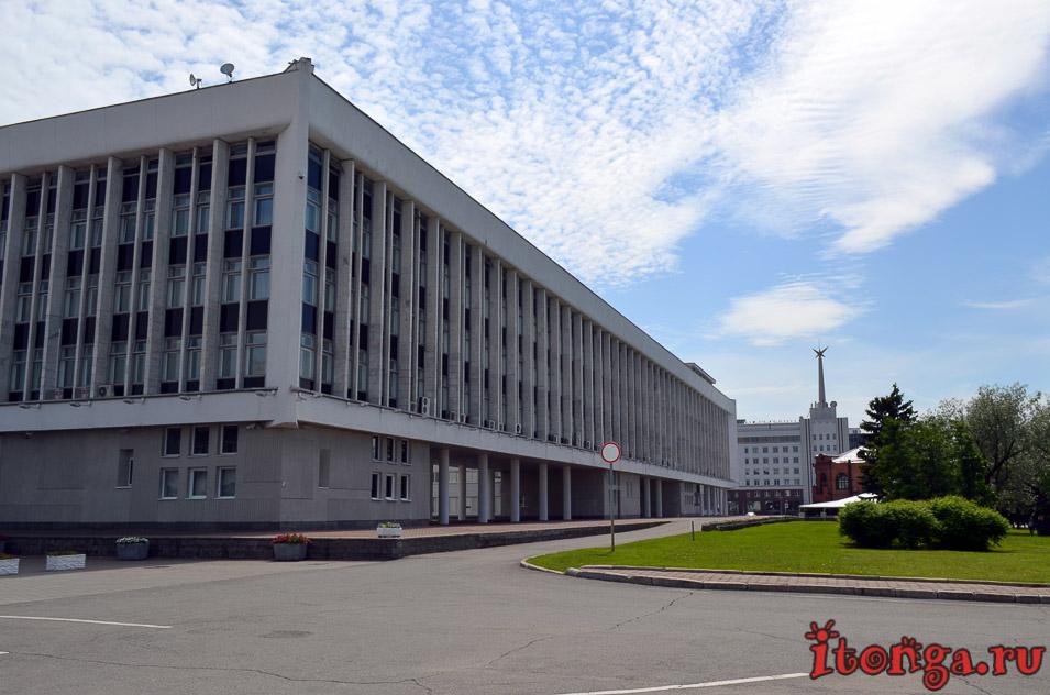 томск, администрация