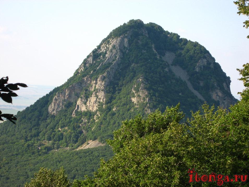 подъём на гору Железная, Железноводск, гора развалка