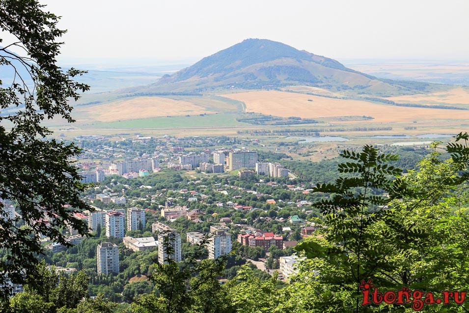 подъём на гору Железная, Железноводск, гора Верблюд