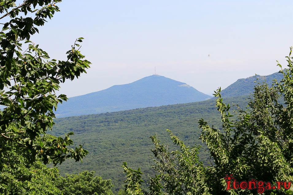 подъём на гору Железная, Железноводск, Машук