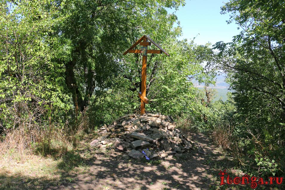 вершина горы Железная, Железноводск