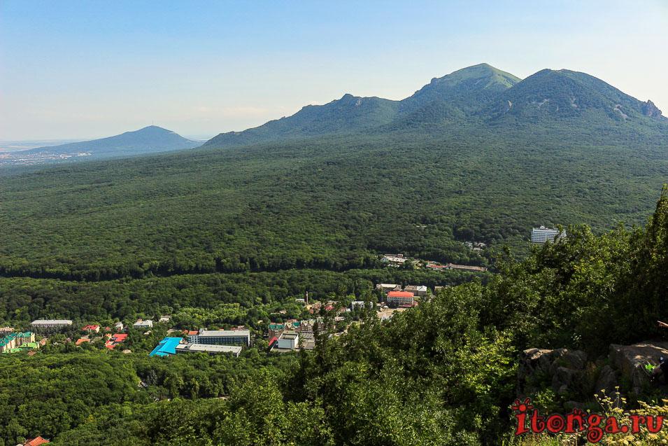 вершина горы Железная, Железноводск, Бештау
