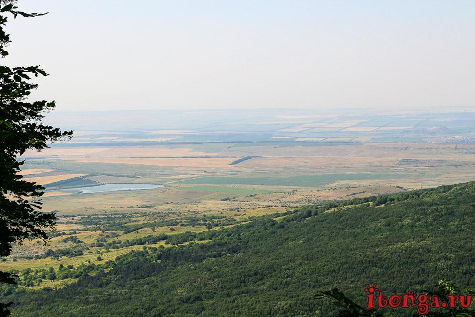 Железноводск, подъём на гору Железную