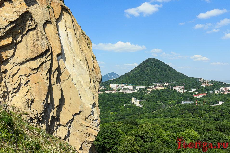 горы Медовая, Железноводск, гора Железная