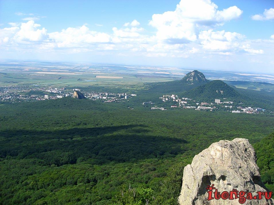 горы Железноводска
