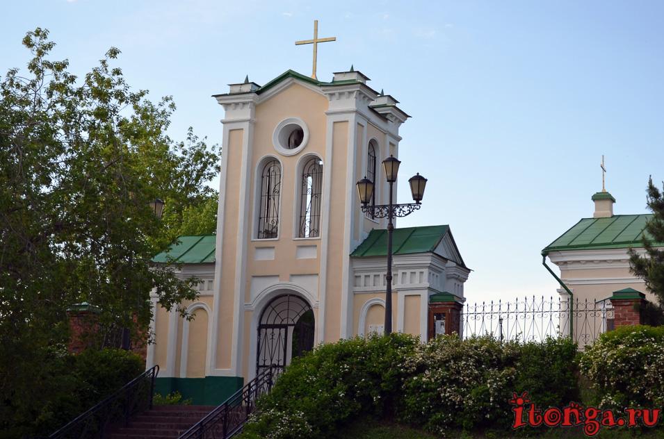 томск, польский костел, храм