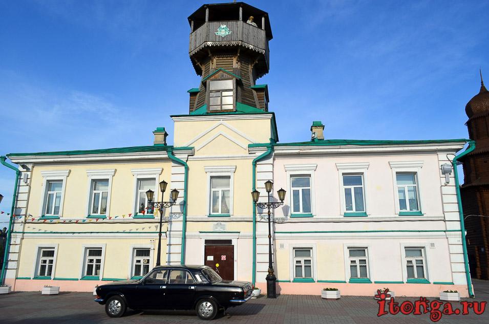 музей истории томска, воскресенская гора томск
