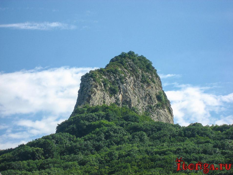 гора Медовая в Железноводске