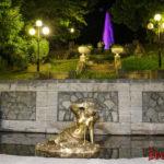 Железноводск ночью - фото ночного города