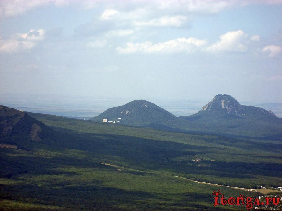 гора Развалка и гора Железная