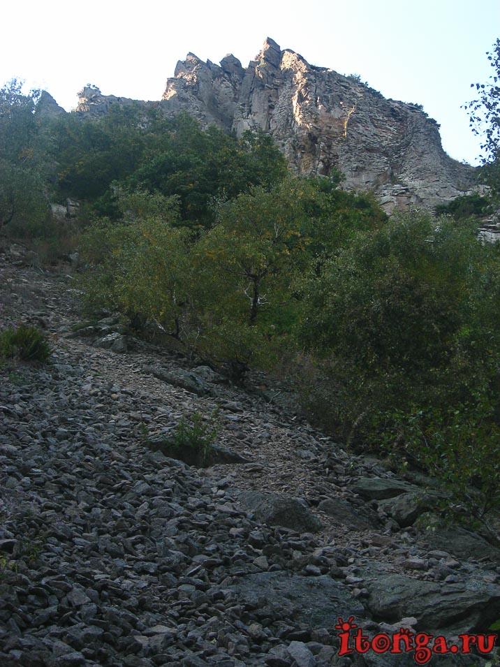 гора Развалка, Железноводск