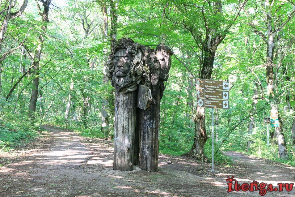 гора Развалка, Железноводск, 2-ой дед