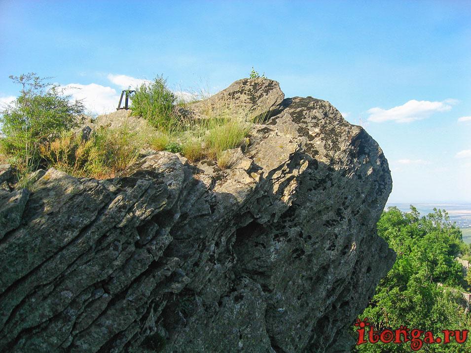 вершина горы Развалки, Железноводск