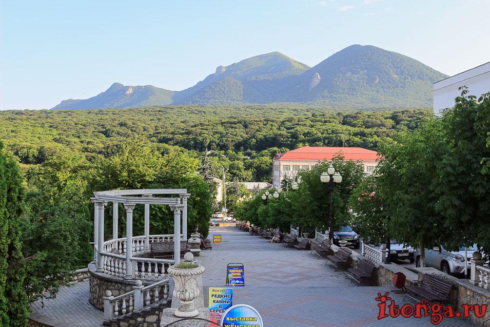 горы Железноводска, Бештау