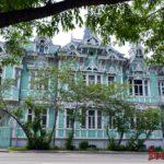 Деревянное зодчество Томска - фото, описание