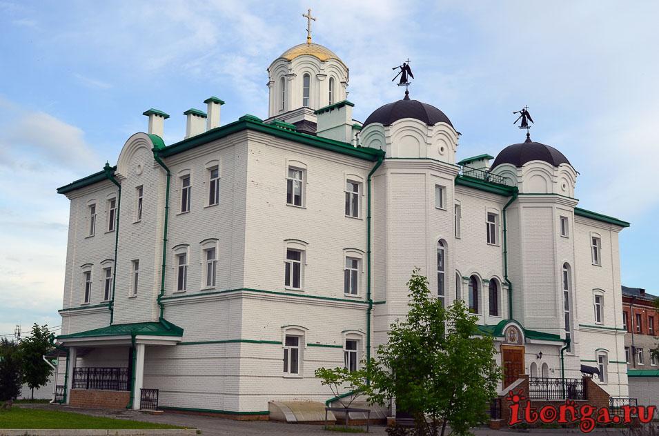 томск, храм