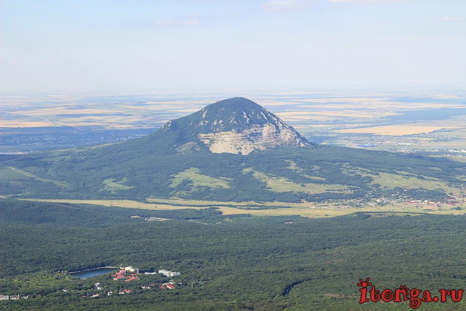 гора Змейка, горы Железноводска, кмв