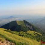 Горы Железноводска - с названиями и фото