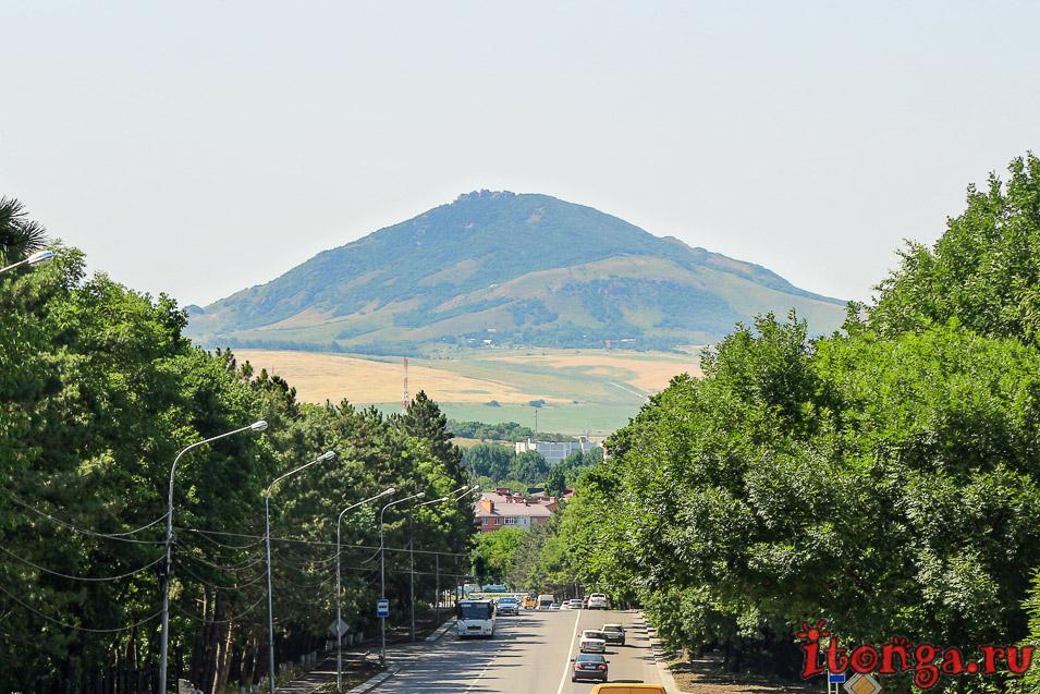 горы Железноводска, гора Бык