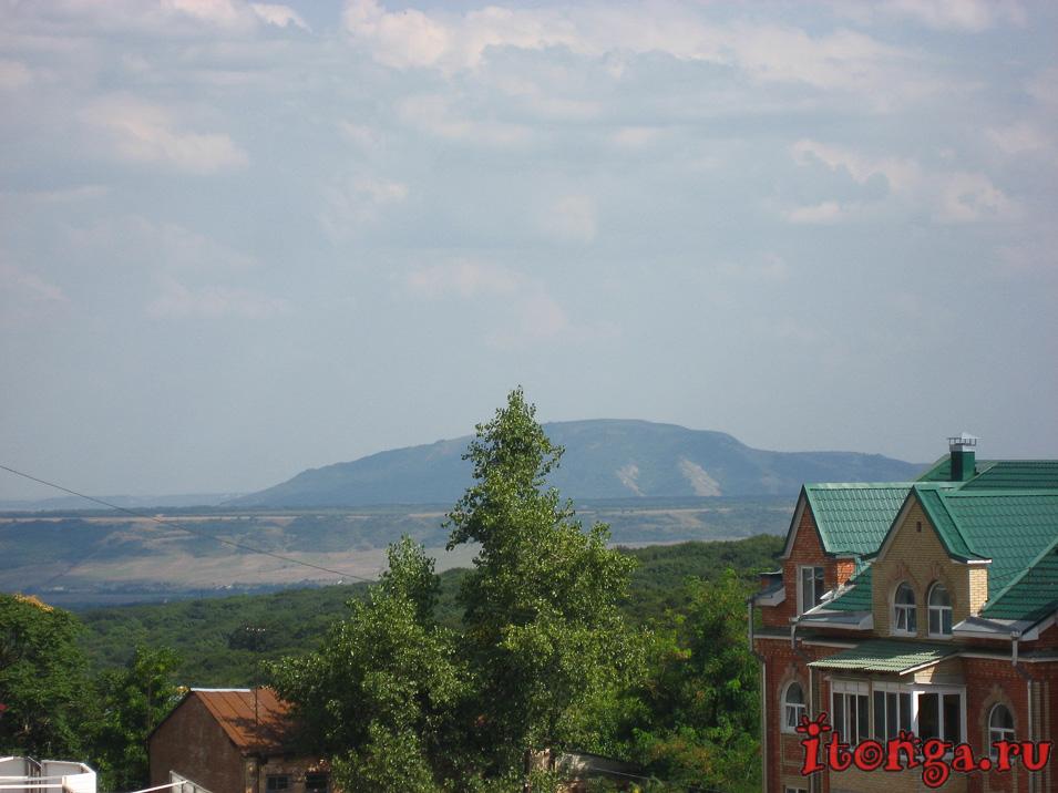 горы Железноводска, гора Лысая