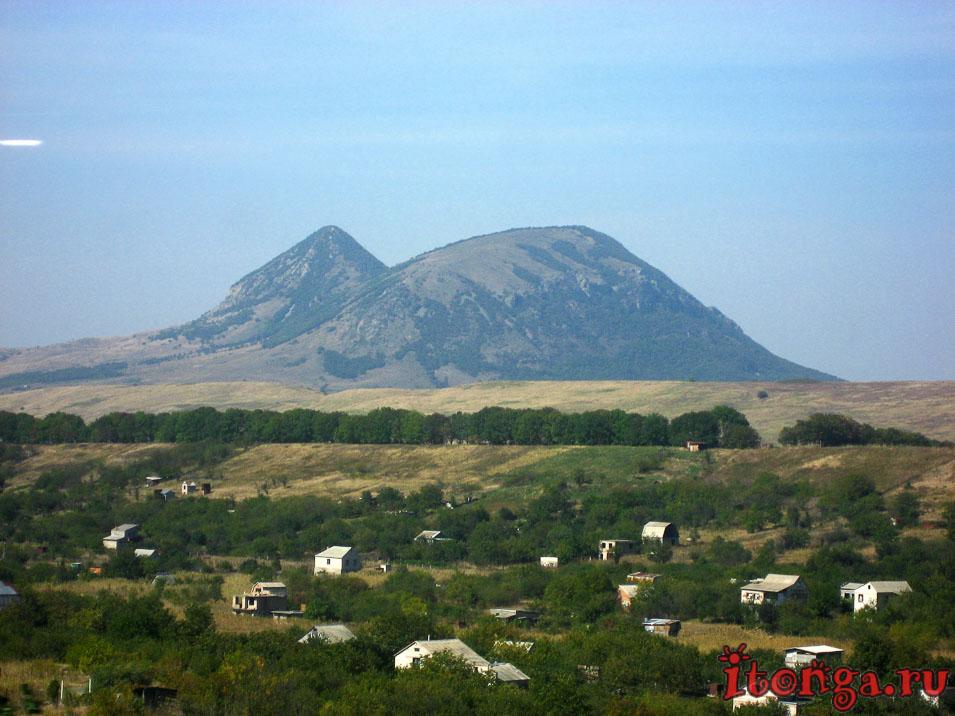 гора Верблюд, Железноводск