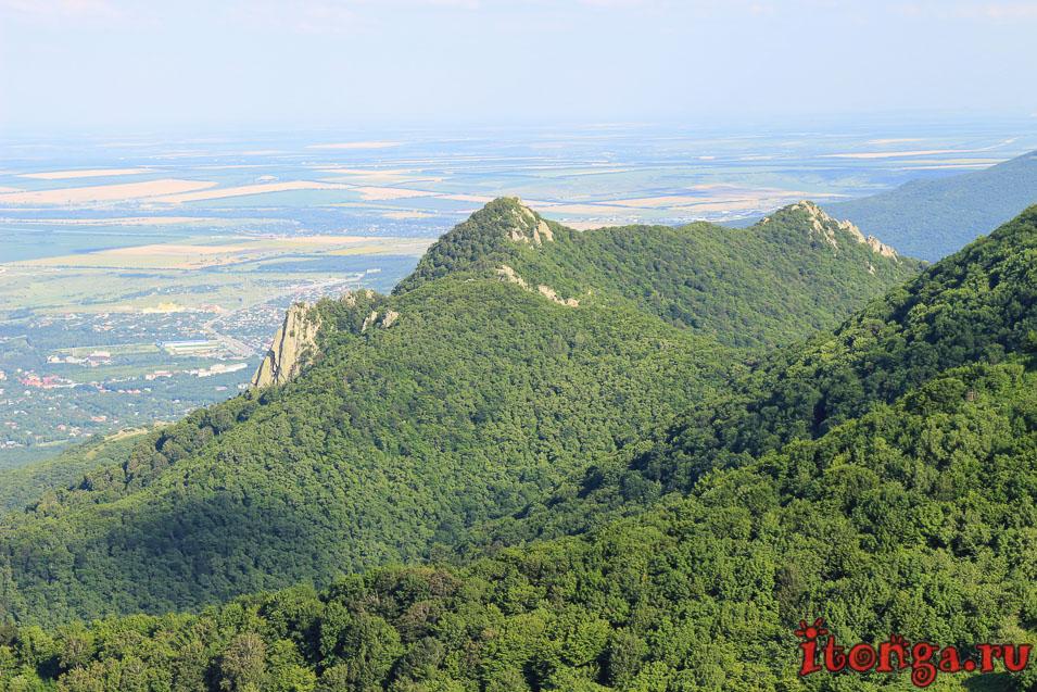 восхождение на Бештау, КМВ, Кавказ, Козьи скалы
