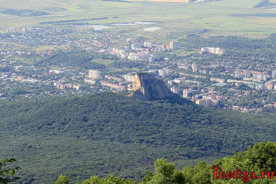 Железноводск, гора Медовая