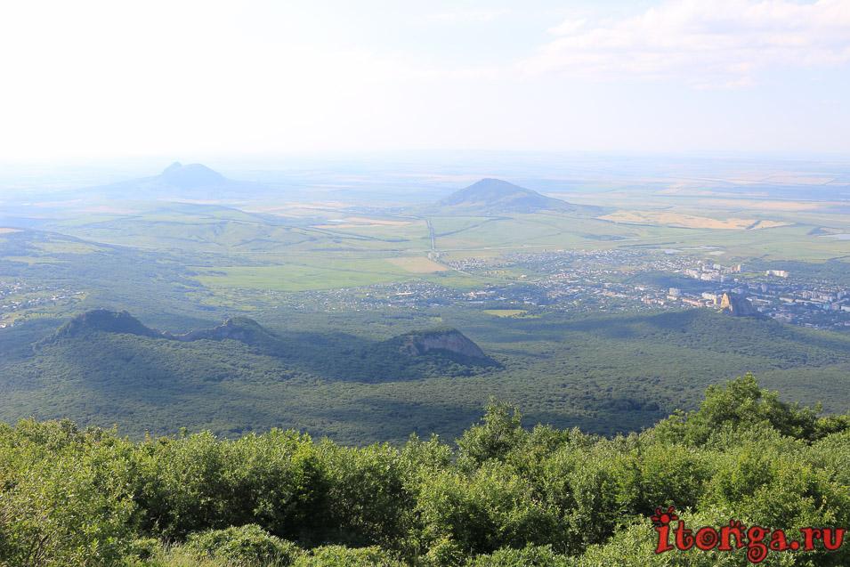 восхождение на Бештау, КМВ, Кавказ, горы
