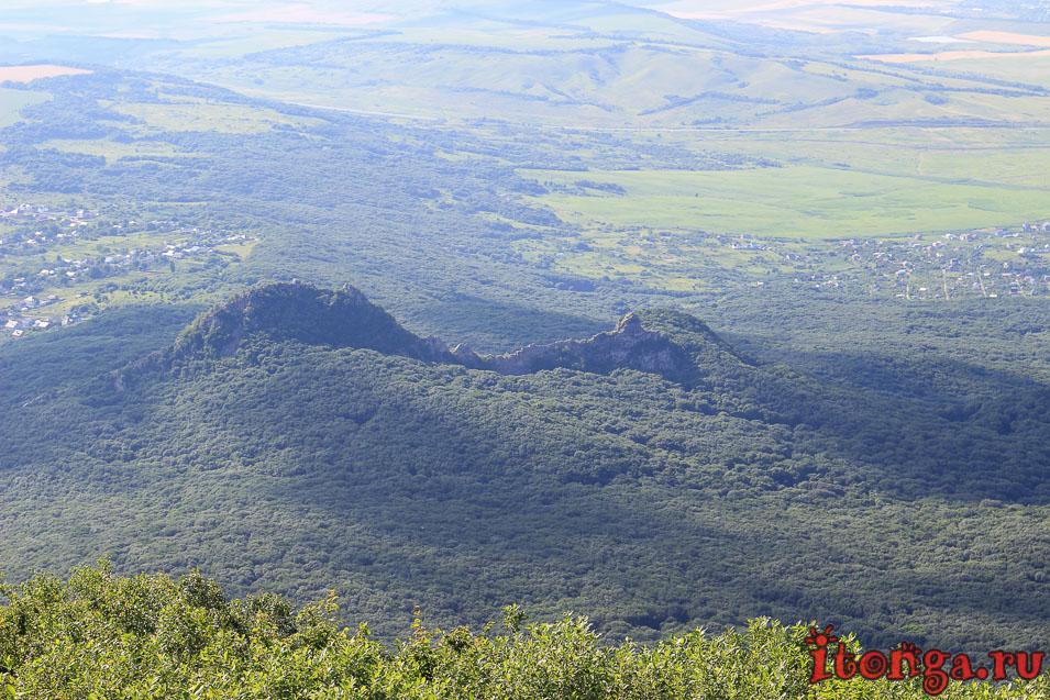 восхождение на Бештау, КМВ, Кавказ, гора Острая