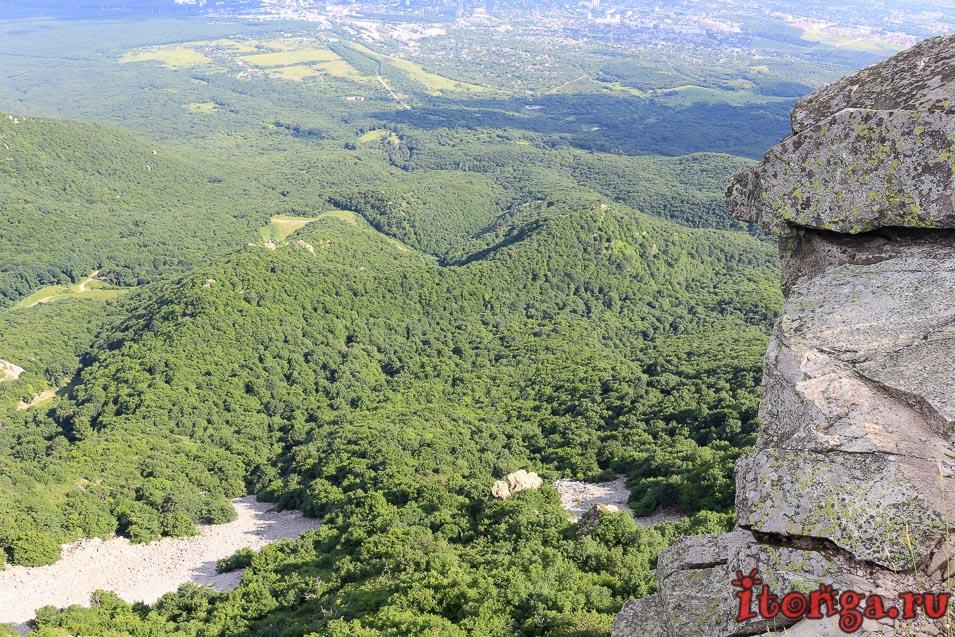 подъём на Бештау, вершина, восхождение