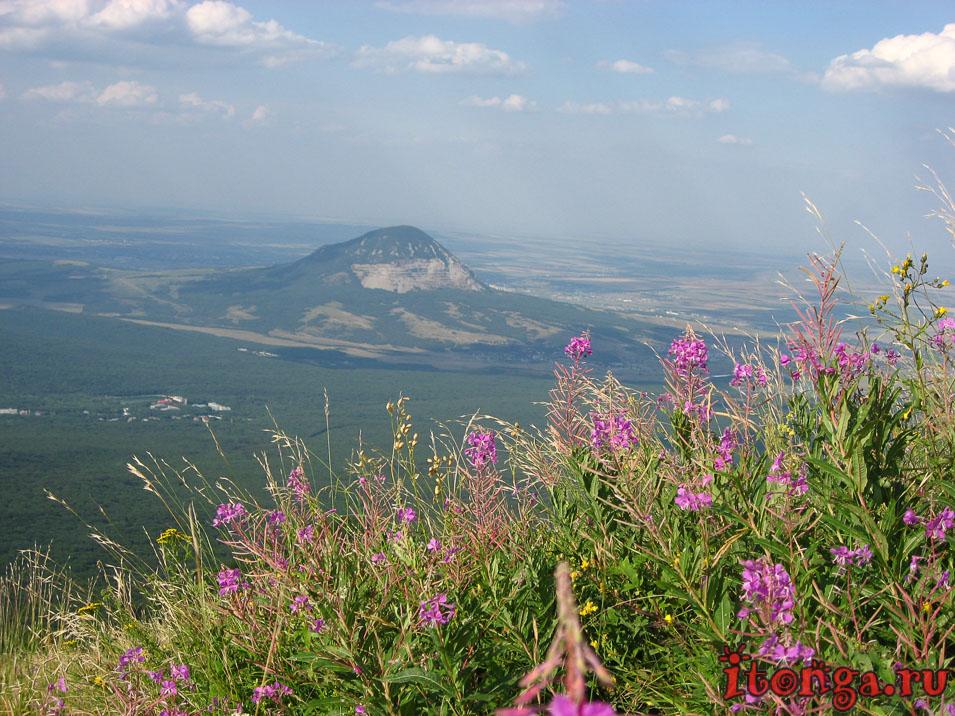 восхождение на Бештау, гора Змейка