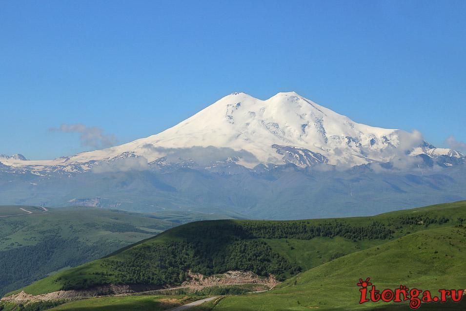 экскурсии из Пятигорска, Эльбрус, Приэльбрусье, горы