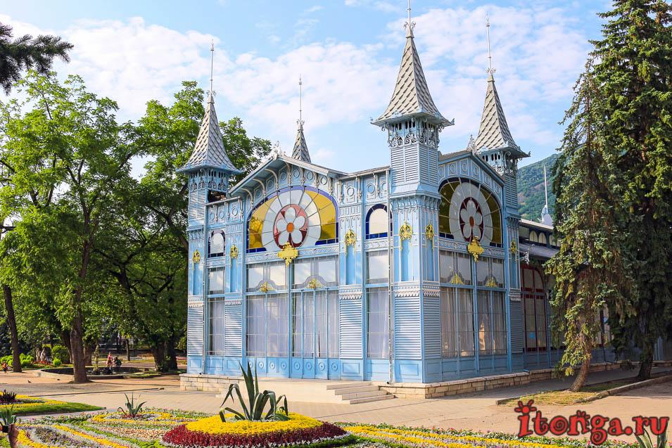 экскурсии из Пятигорска