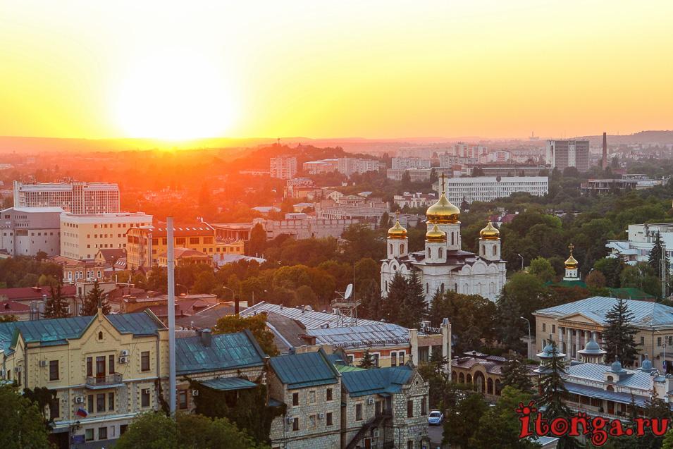 экскурсии в Пятигорске
