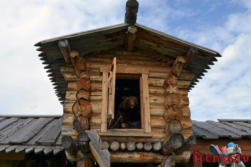 семилужки, крепость, томская область